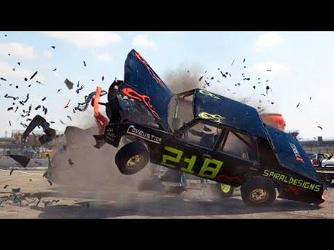 Hình ảnh trong video Next Car Game: Sneak Peek - TECH DEMO The Next