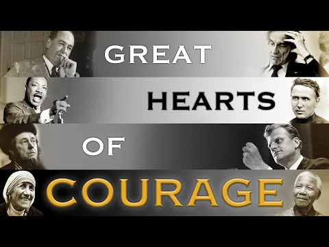 Nelson Mandela - Great Hearts of Courage - Full Program - 3896