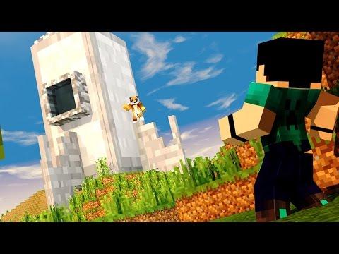 Minecraft - O MAIOR FOGUETE DO MUNDO! [26] Meu Amável Mundo!