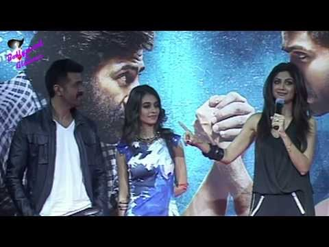 Shilpa Shetty & Harman Baweja Song launch  of the film 'Dishkiyaoon'