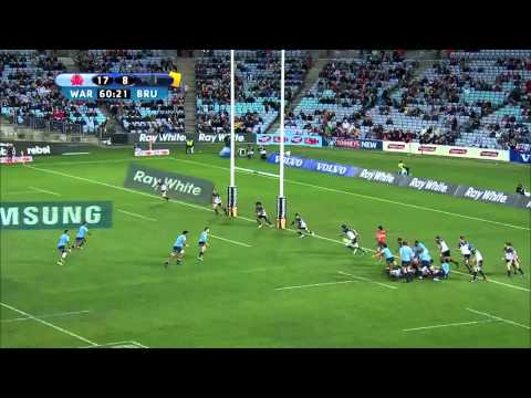 Waratahs v Brumbies Rd.18 2014 | Super Rugby Video Highlights