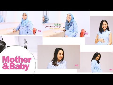 BTS Mother&Baby: Photoshoot M&B Talk