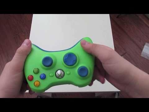 Extreme-Mods.com Xbox 360 Controller Shell Mod