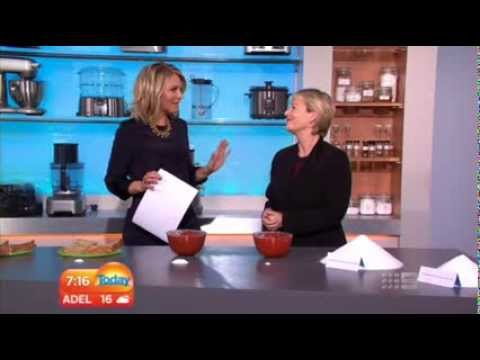 Hidden salt in everyday foods - Ch 9 Today Show