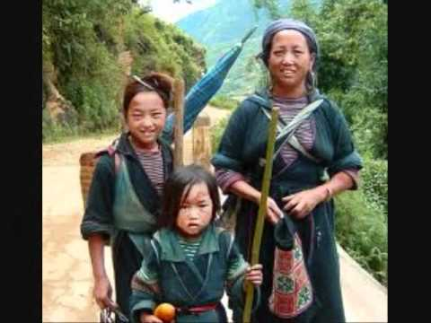 Hmong People in China