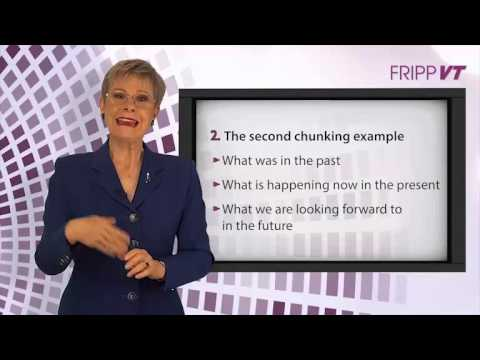 Patricia Fripp: How to Structure Your Speech with Patricia Fripp from FrippVT