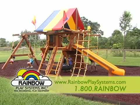 rainbow play system owner manual