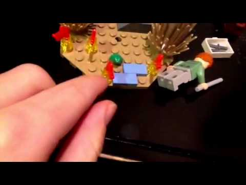 Lego Harry potter 4840 the burrow review