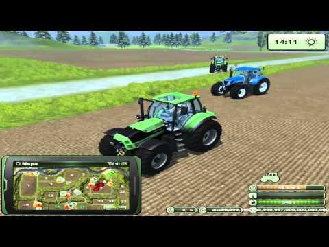 Farming Simulator 2013 bitwa na traktory czyli Gdy Zboże rośnie wsiadaj w traktor i wal radośnie