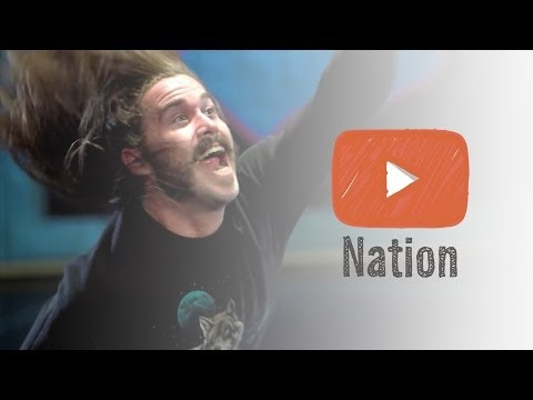 One Million Thank You's and One Epic Party! | YouTube Nation | Tuesday