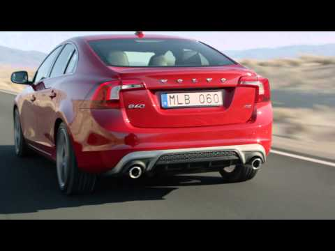 MODel year 2014 Volvo S60, V60 and XC60 R-Design .