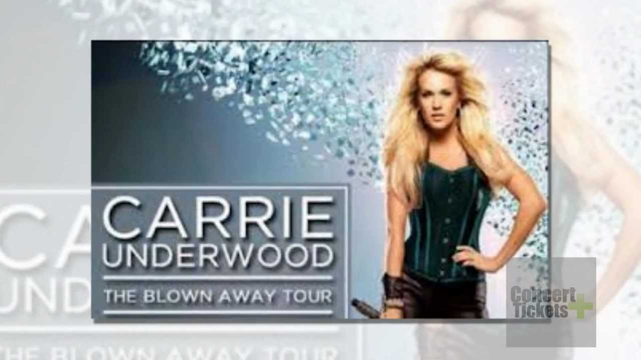 Carrie underwood tour dates in Perth