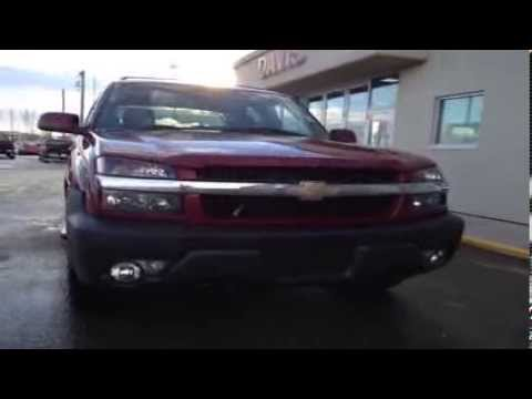 Pre Owned 2004 Chevrolet Avalanche 1500 for sale in Medicine Hat