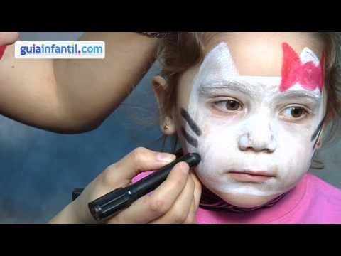 Hello Kitty makeup for kids