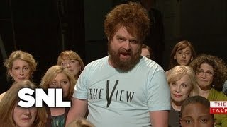 The Talk - SNL