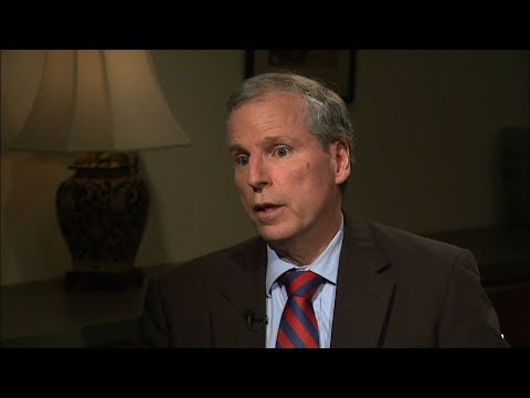 Former U.S. ambassador says he could 'no longer defend' Obama administration's Syria policy
