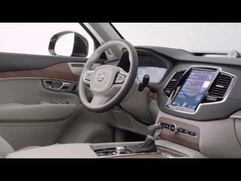 Www Xx90 C La - Volvo XC90 - La climatisation