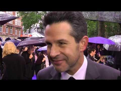 Writer Simon Kinberg Interview - X-Men: Days of Future Past Premiere