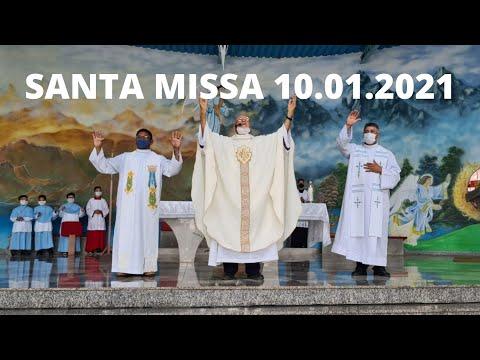 Santa Missa | 10.01.2021| Domingo | Padre José Sometti | ANSPAZ