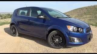 2014 Chevy Sonic Turbo 0-60 MPH Drive And Review
