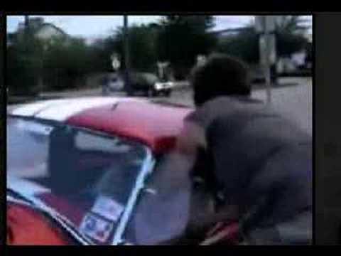 Wife Crashes Shelby Cobra - YouTube