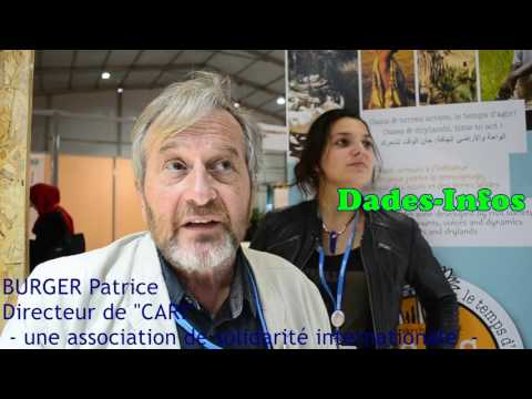CARI »  et  « World YMCA » au cop22″ »