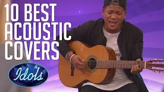 TOP 10 BEST Acoustic Auditions   Covers From Around The World   Idols Global