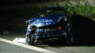 NRWspot.de | A1 Hagen – Person bei schwerem Verkehrsunfall aus PKW geschleudert u. tödlich verletzt