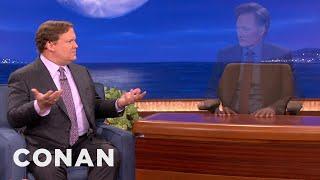 Conan's Ego is Transparently Huge: Conan on TBS