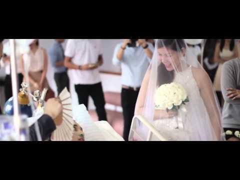 clip đám cưới trên giường bệnh của chàng trai ung thư giai đoạn cuối