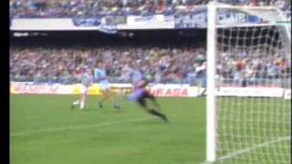 01/04/1989 - Napoli-Juventus 2-4 (Campionato)