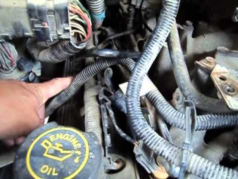 1998 5 4l V8 F 150 Pcv Line Vacuum Leak Also Need Some