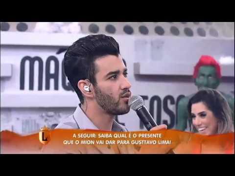 Theila Sabrina - Gusttavo Lima - Legendários 25/01/14 - Fui Fiel