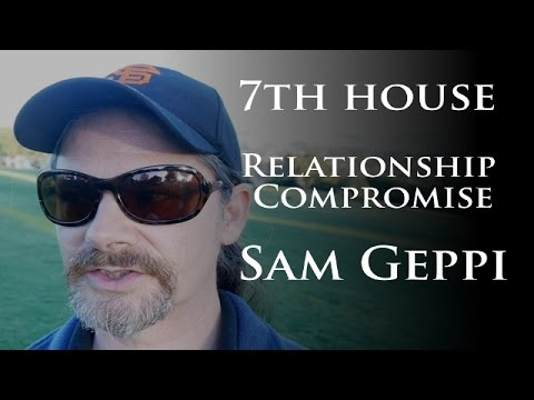 7th house - Relationship Happiness and Compromise Vedic Astrology