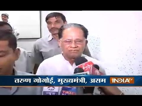 Assam Flood: I have never seen such devastation during my tenure says Tarun Gogoi