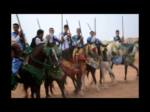Morocco's Knights on Horseback