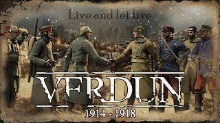 Verdun - Karácsonyi fegyverszünet