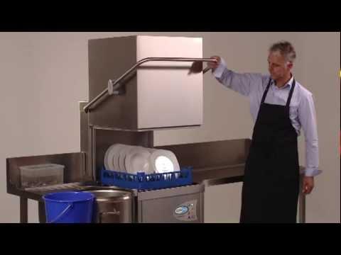 Hydro 857 Salz nachfüllen Hauben Spülmaschine Großküche