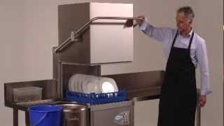 hydro 857 salz nachfüllen hauben-spülmaschine großküche - youtube - Geschirrspüler Großküche