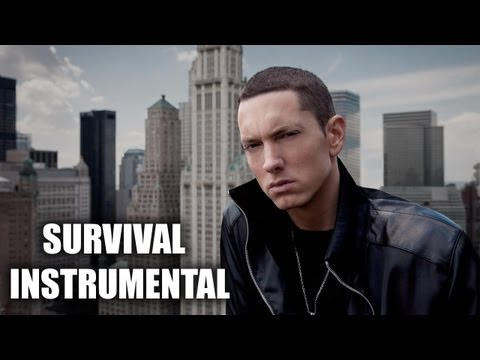 Eminem - Survival Instrumental (Official Remake) | New Album 2013 | Deep Rock Rap Beat | Syko Beats