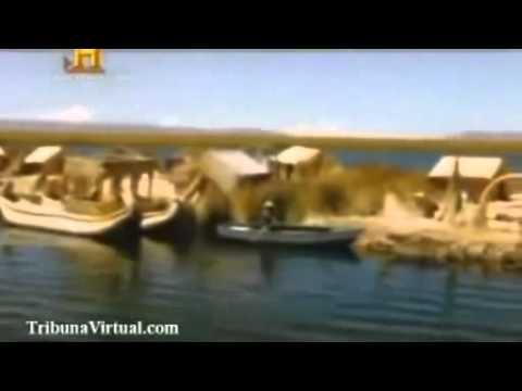 extraterrestres reales - ciudad bajo lago titicaca - peru y bolivia 2/2