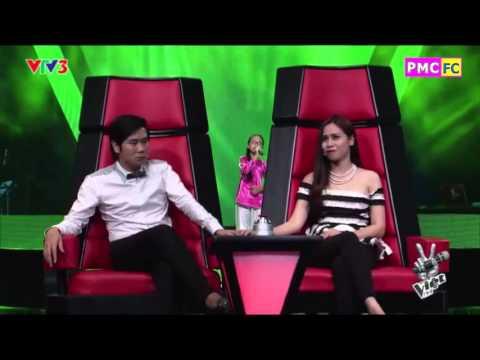Phương Mỹ Chi - Quê Em Mùa Nước Lũ - The Voice Kids 2013
