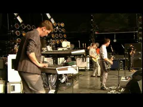 The Price Of Love - White Lies - Glastonbury 09 (Part 5 of 7)