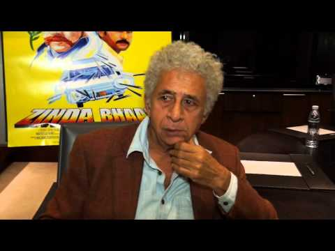 ICFLIX in conversation with Naseeruddin Shah