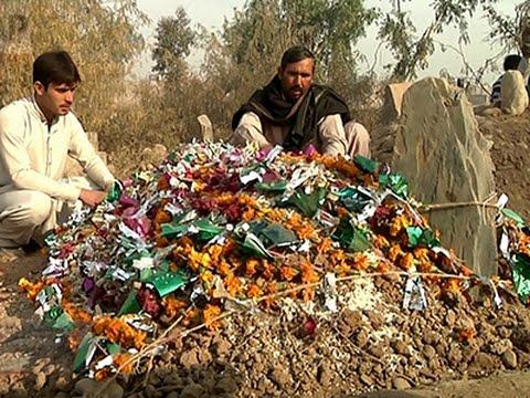 Burying the Dead After Pakistan School Massacre