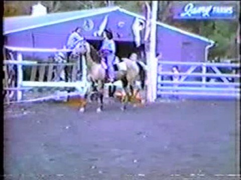 Gymkhana part 2 of 3 1981 Betamax footage Milford, PA