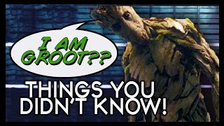 Things You Didn't Know about Guardians of the Galaxy