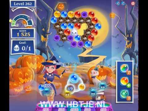 Bubble Witch Saga 2 level 262