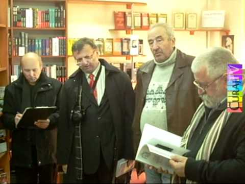 Lansare de cărți la biblioteca Liviu Rebreanu