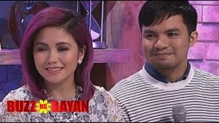 Yeng Constantino & Yan Asuncion's love story told on 'Buzz ng Bayan'